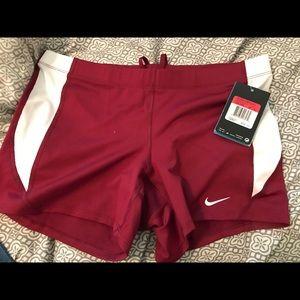 Nike spandex shorts brand new